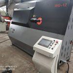 фабрична цена двукатна автоматична машина за огъване на стремена