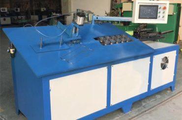 2D CNC автоматична стоманена тел машина за огъване