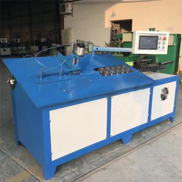 2D CNC автоматична стомана Огъване машина