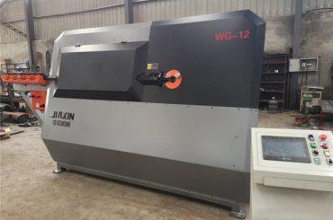 4mm-12mm хидравлични CNC стомана bar bender, арматура огъване машина, автоматична стомана стремеж огъване машина