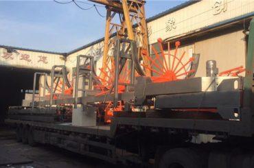 Автоматична машина за производство на стомана
