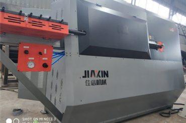 автоматична машина за огъване на стремена за стремена, стягаща стоманена стъргалка