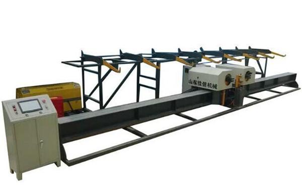 CNC стомана бара огъване машина център