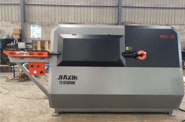 преносим арматурна стремена машина за огъване cnc кръгла стомана лента за рязане и огъване машина