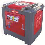 арматурна машина за огъване, електрическа арматура за огъване, преносима арматурна огъваща машина