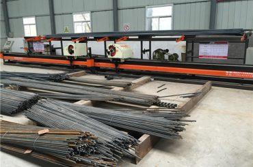 фабрична цена двойна глава CNC огъване машина с най-евтината цена