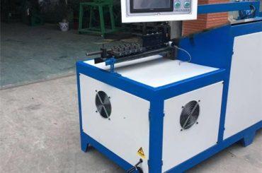 6мм стоманена тел за закачалка машина за огъване универсална кошница от неръждаема стомана cnc тел