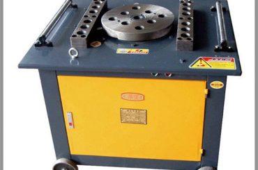 машина за огъване от ковано желязо