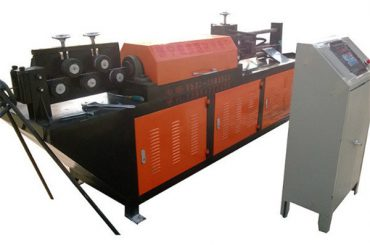 автоматична машина за изправяне и рязане на хидравлични кабели