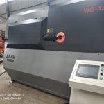 промишлени машини оборудване на деформираната бара, направени в Китай автоматичен стремеж bender